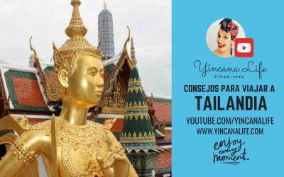 Consejos para viajar a Tailandia 2019