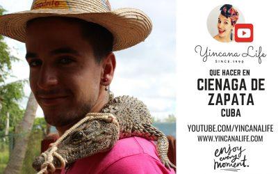 Que ver en cienaga de zapata Cuba 2019