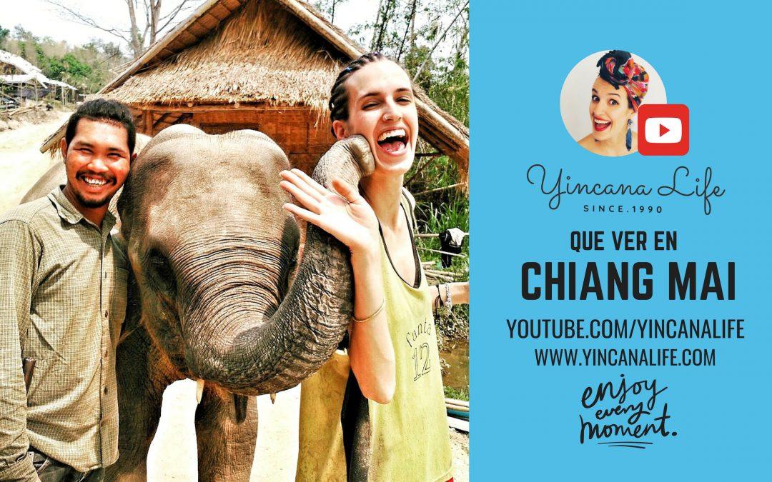 Que ver en Chiang Mai Tailandia 2019
