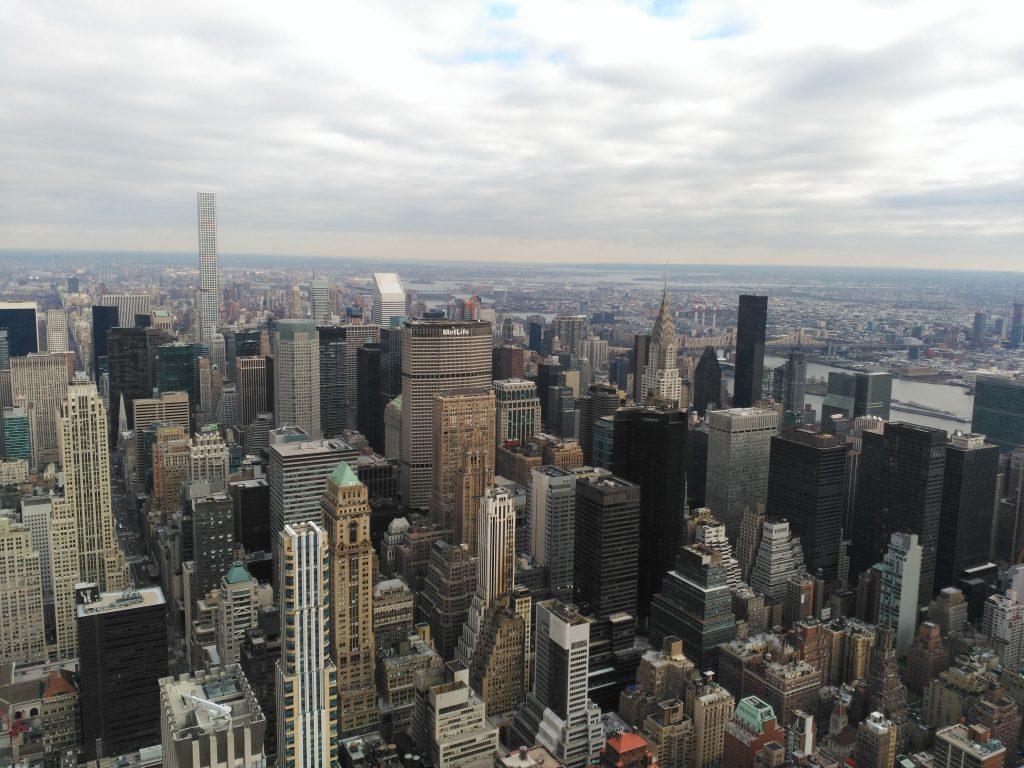 que visitar en nueva york en navidad empre state building