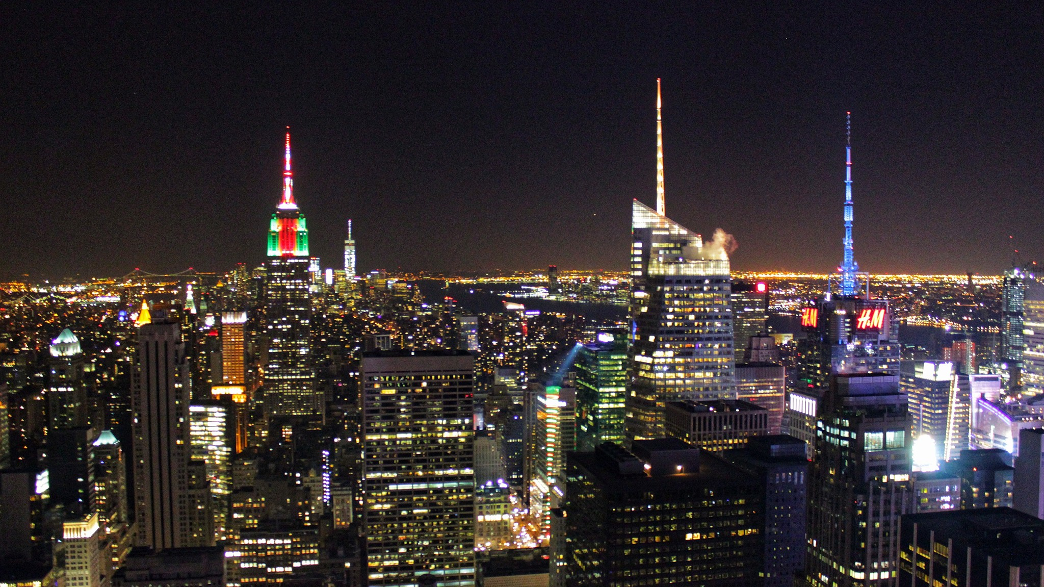 viajar a Nueva York en navidad