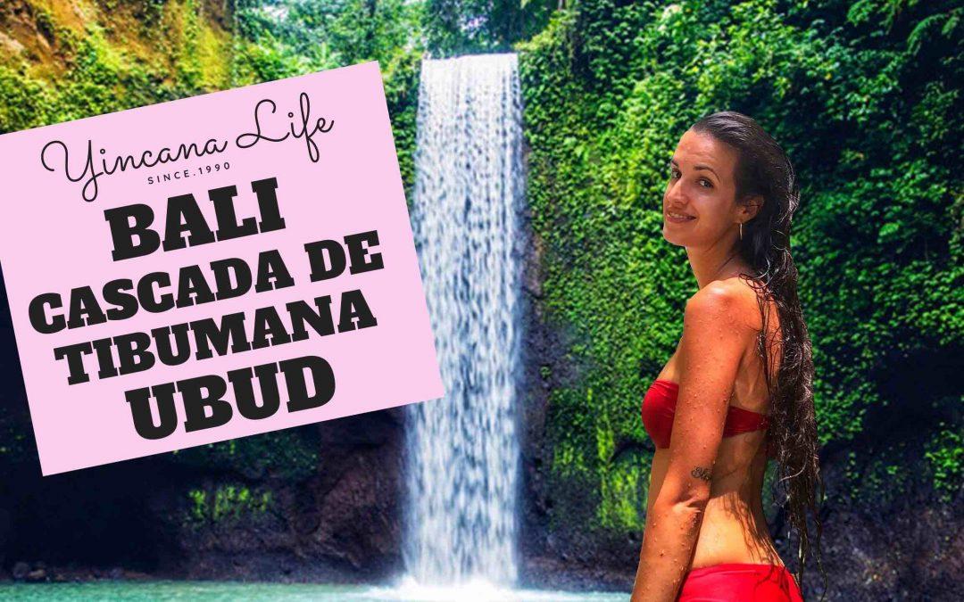 Cascada de tibumana – Que hacer en Ubud