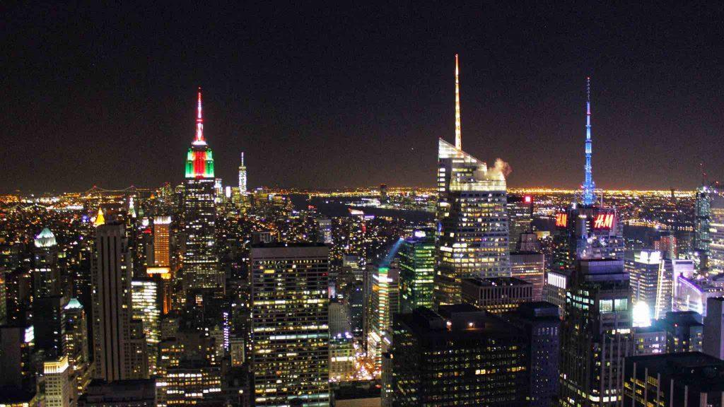 que ver en nueva york en navidad